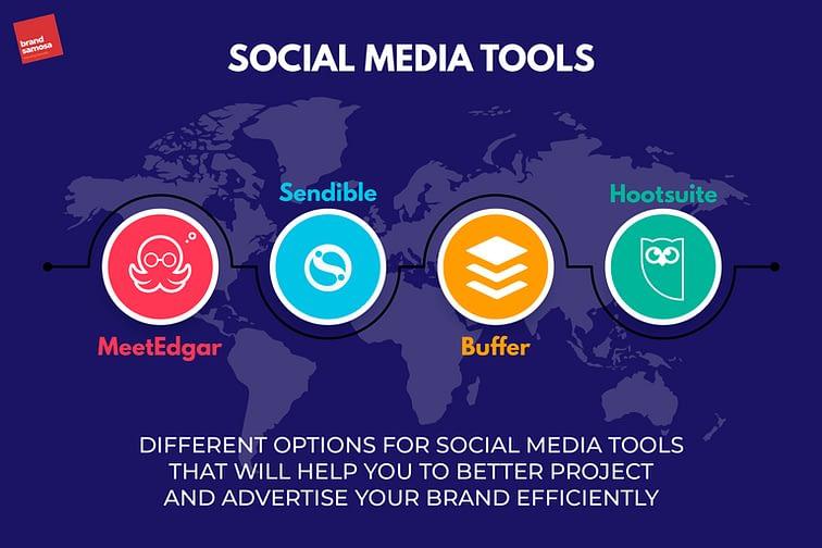 Social Media Tools boosts the B2B marketing strategies