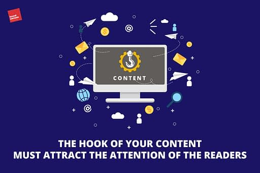 Hook of the content helps in more views on LinkedIn posts