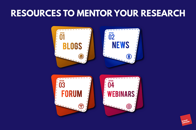 Resources to mentor your research