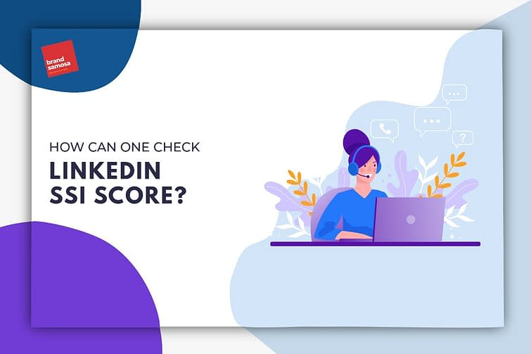 How to check LinkedIn SSI Score?